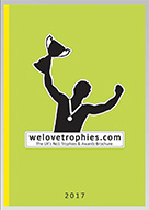 We Love Trophies Cataloghue 2017